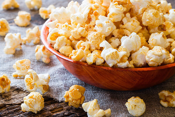 10 Fun Facts About Popcorn